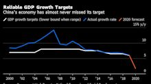 China Abandons Hard Growth Target, Shifts Stimulus Focus to Jobs