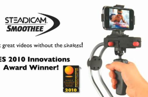 Tiffen Smoothee brings Steadicam to the iPhone 3GS