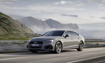 唯有靈魂才能驅動想像 全新2021年式Audi A5 Sportback 正式上市!