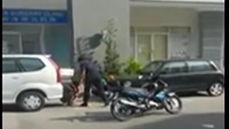 POLICEMAN TRANSFERRED TO DESK DUTIES FOR UNRULY BEHAVIOUR