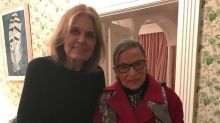 Ruth Bader Ginsburg remembered by friend Gloria Steinem: 'I thought she was immortal'