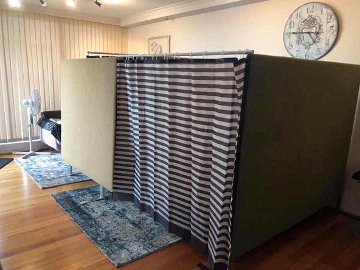 Sydney homeowner renting out bed in loungeroom for $185 per week