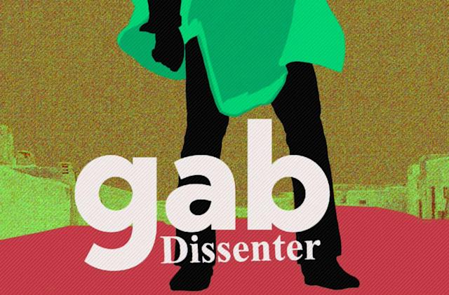 Gab browser extension puts a far-right comments section on every site