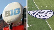 How do Big Ten and Pac-12 cancellations affect other Power 5 decisions?