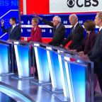 Democratic Candidates Fling Attacks, but Few Stick in Latest Debate