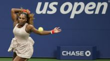 US Open Glance: Serena Williams vs. Sloane Stephens on Day 6