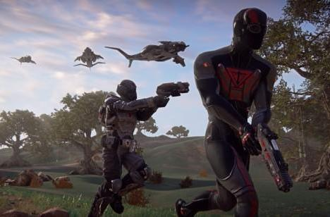 GDC 2012: Advanced recon of PlanetSide 2 uncovers hot zone photographs