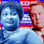 Stacey Abrams Accepts She Will Lose Georgia Governor's Race, Without Conceding