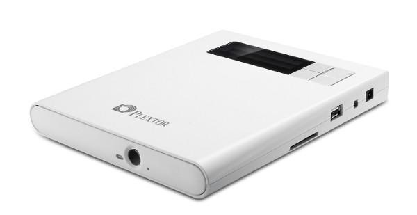 Plextor's PlexEasy backs up your photos, phone and tablet without a computer
