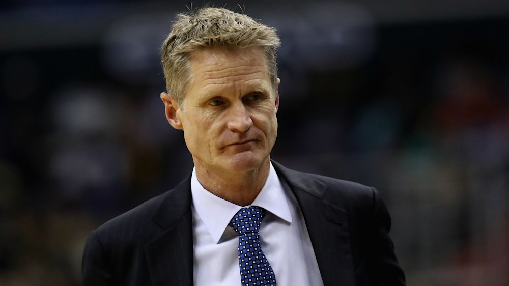 NBA playoffs: Warriors coach Steve Kerr underwent spinal cord leak procedure