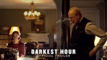 Watch Gary Oldman transform into heroic Winston Churchill for latest 'Darkest Hour' trailer