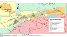Rock Sampling, Geophysics and Mapping at Wish Ore Defines Widespread Gold Mineralization and Open-Ended Trends. Additional Claims Added to Property