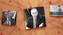 Erdogan Will Have Fewer Friends Than Ever When He Visits The U.S. This Week