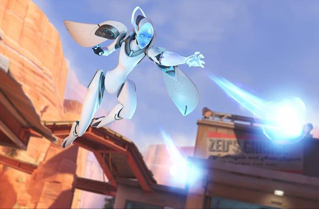 The latest 'Overwatch' hero can transform into enemy characters