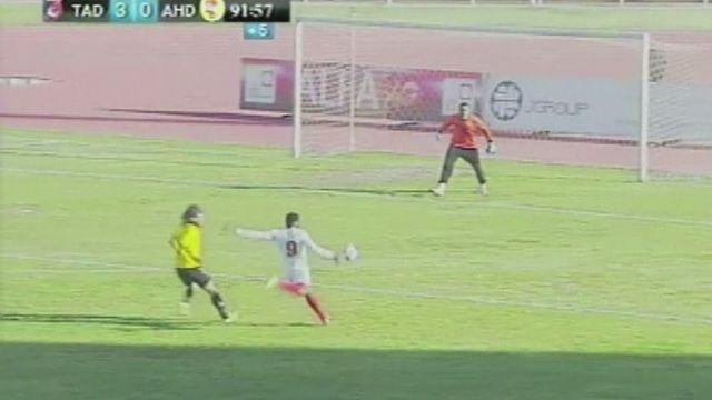 Tadamon defeat Ahed in Lebanese league