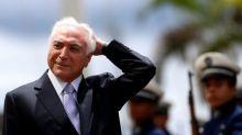 Brazil court lifts bank secrecy in bribery probe involving Temer
