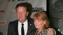 Piers Morgan's mum becomes embroiled in Lord Sugar feud