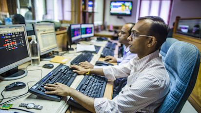 Sensex recovers over 600 points from intraday lows