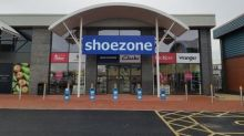 Off to the laces: Terry Boot replaces Peter Foot as Shoe Zone finance boss