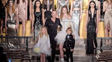 Children Are The Hottest New Accessory At Fashion Week