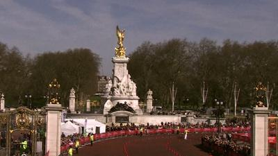Raw: No Fears at London Marathon
