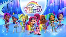 Nickelodeon Triples Daily Broadcast of Genius Brands International's Popular Preschool Series, Rainbow Rangers