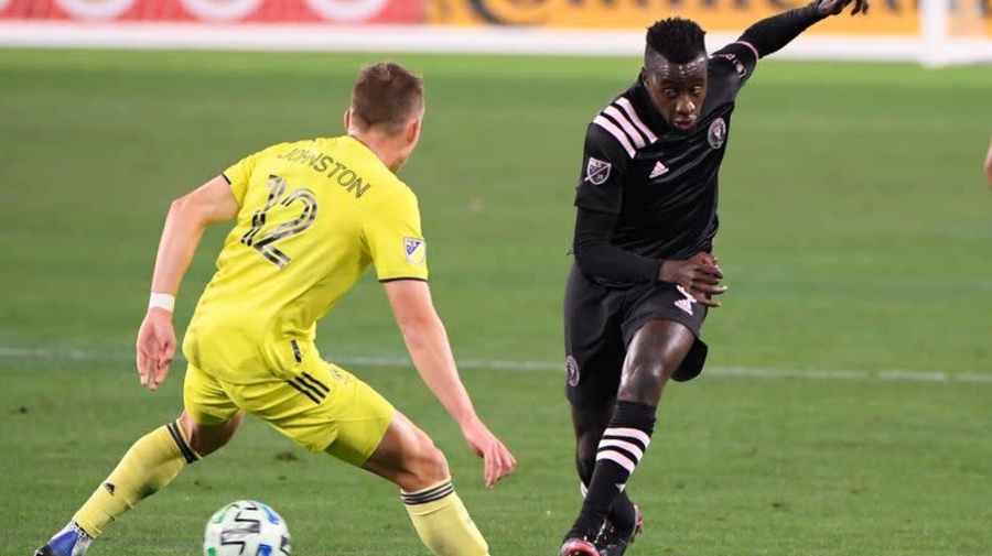 Soccer-MLS says Inter Miami violated budget rules to sign Matuidi