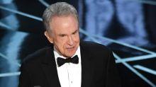 Warren Beatty Calls on Motion Picture Academy to Clarify Oscar Fiasco