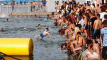 Coronavirus: Alarming heatwave photo emerges as cases surge in France