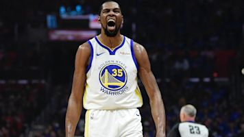 No coming back: Warriors dominate Game 3