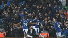 One-sided Merseyside Derby ends level after controversial Wayne Rooney penalty