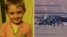 'A true Darwin kid': Tributes pour in for 7-year-old boy killed in horrific crash