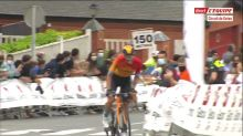 Cyclisme - Circuit de Getxo : Le final du circuit de Getxo remporté par Caruso