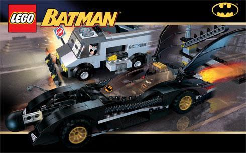 Some LEGO Batman details to whet your appetite for vengeance