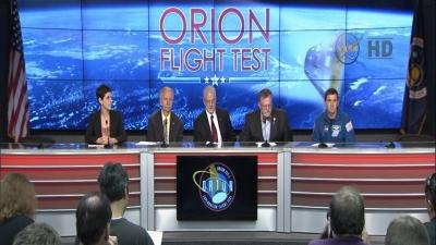 Assessment: Near Flawless Flight for Orion