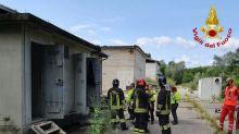 Muore folgorato a Varese: scarica elettrica da 15 mila volt