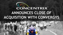 Concentrix Announces Close of Acquisition with Convergys