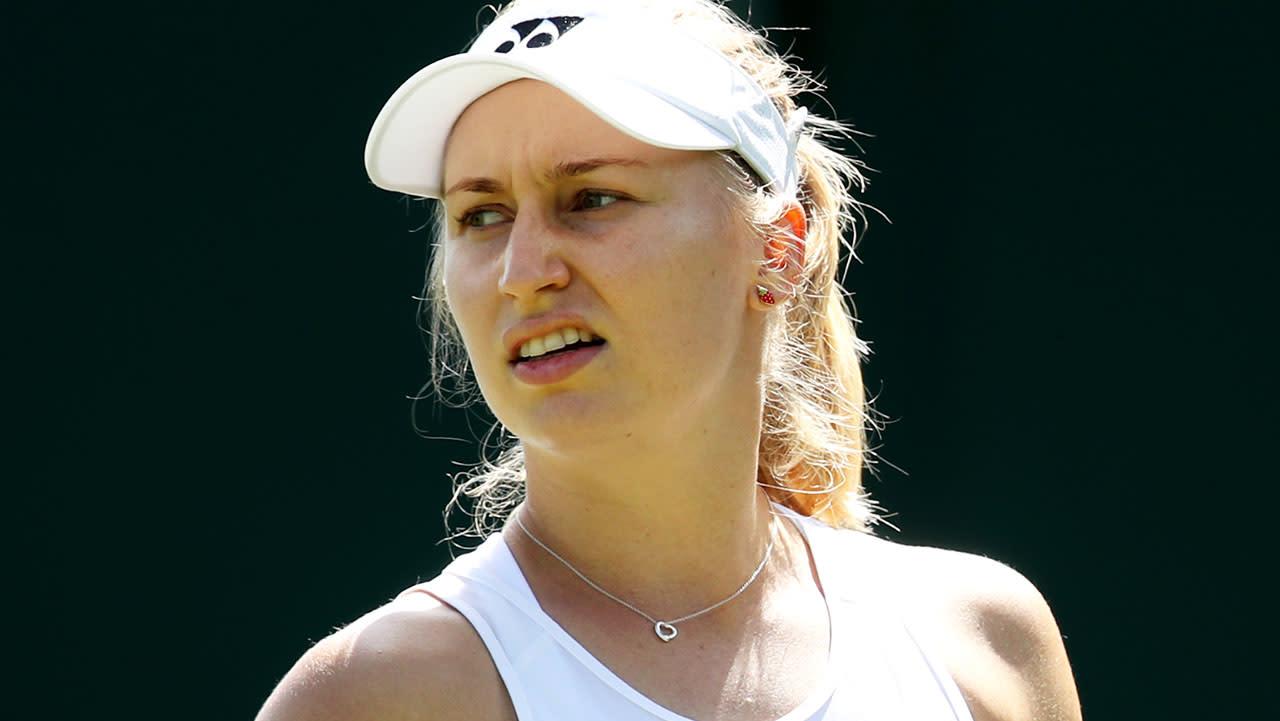 'Lost for words': Daria Gavrilova stuns tennis world in 'brutal' moment
