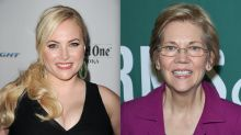 Meghan McCain says media treated Elizabeth Warren differently because she's a woman