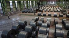 China steel inventories pile up as coronavirus shakes demand