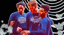 How the Spurs leaned on core values to persevere through a tough season