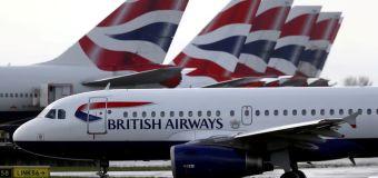 Iag (British Airways) prevede ripresa viaggi a partire da luglio