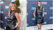 Jennifer Aniston y sus 10 minivestidos que nunca olvidaremos