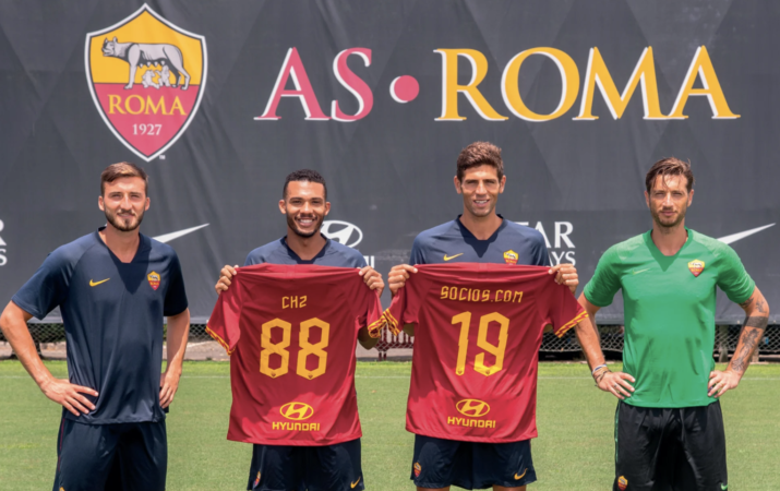 Fan tokens draw new users to crypto with the latest club addition, AS Roma