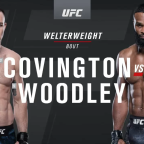 UFC Vegas 11: Colby Covington vs. Tyron Woodley recap video