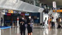 Covid, tamponi rapidi per tutti su voli Roma-Milano