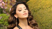 Urvashi Rautela Flaunts Graphic Eyeliner Make-up And We're Hooked!