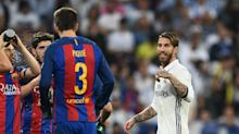 Sergio Ramos sends message to Pique after El Clasico red card