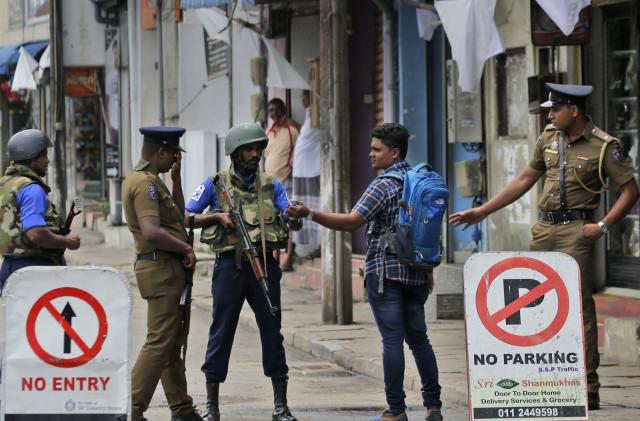 Sri Lanka lifts social media ban nine days after terrorist bombings