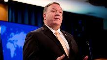 U.S. might rethink Iran sanctions in light of coronavirus outbreak - Pompeo